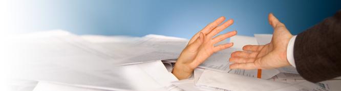 L'effacement des dettes pour les professionnels personnes physiques